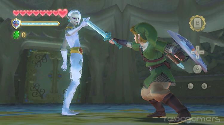 Blog Zelda Skyward Sword