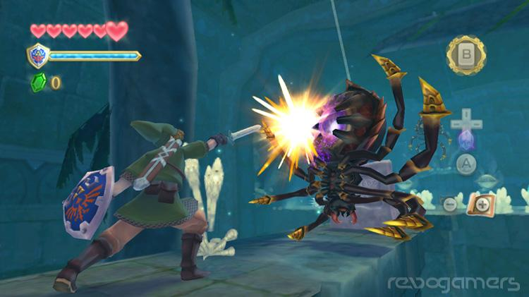 Blog Zelda Skyward Sword