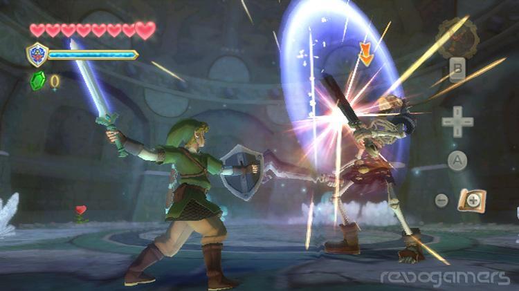 Análisis Zelda Skywrd Sword