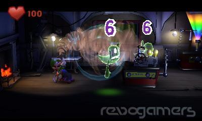 Luigi's Mansion 2 Impresiones E3 11