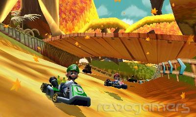 Mario Kart 7 Avance
