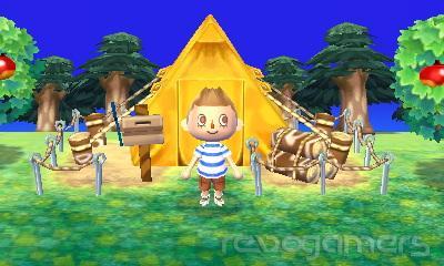 Avance Animal Crossing 3D