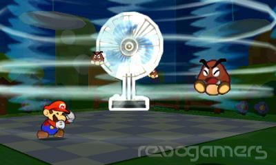Avance Paper Mario 3D