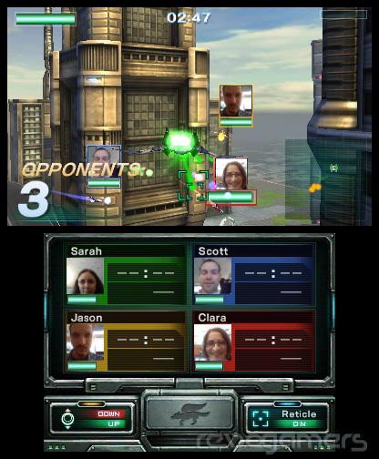 Avance Starfox 3DS E3 11
