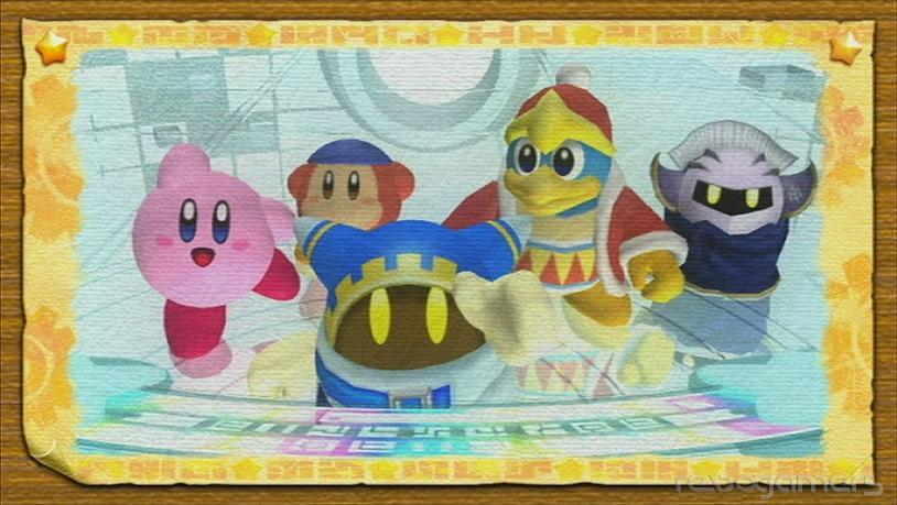 Análisis Kirby Wii