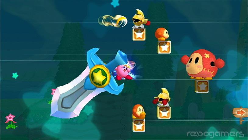 Kirby Wii Análisis