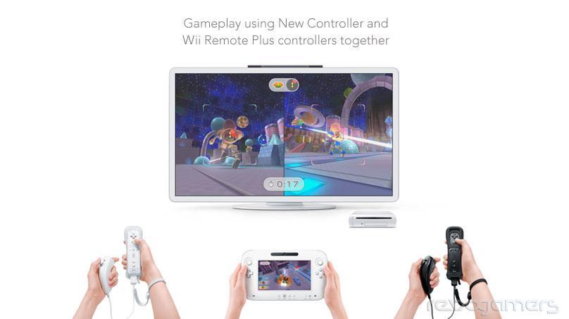 Battle Mii Wii U
