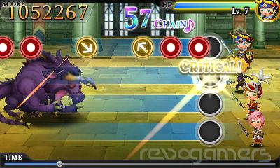 Impresiones Final Fantasy Theatrhythm
