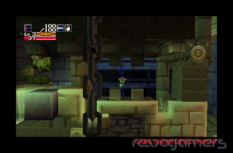analisis cave story 3d nintendo 3ds