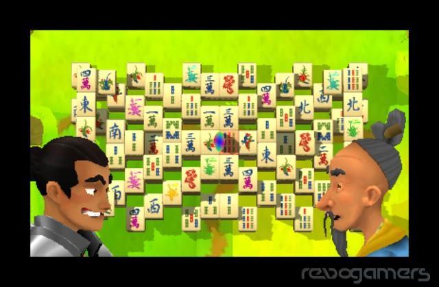 Mahjong 3DS