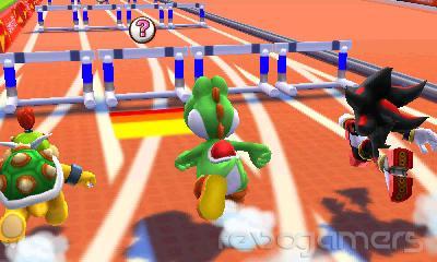 mario y sonic juegos olimpicos de londres 2012 nintendo 3ds
