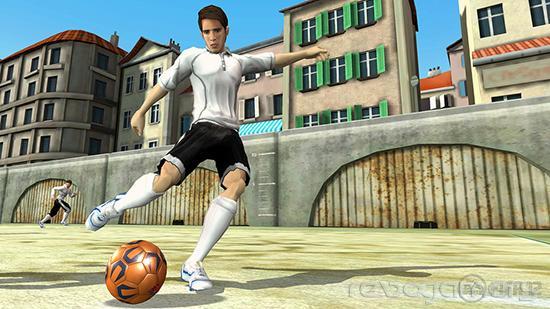 Análisis FIFA 2012 Wii