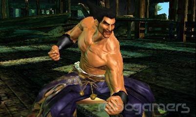 Tekken 3D 3DS