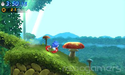 Análisis Sonic Generations