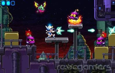 Análisis Mighty Switch Force