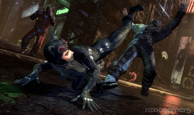 Avance Batman: Arkham City Wii U