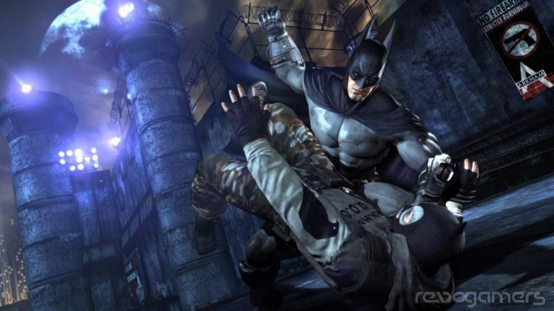 Avance Batman: Arkham City Wii U