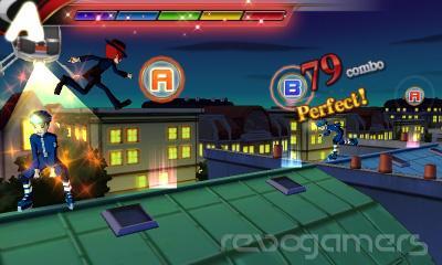 rhythm phantom thief r nintendo 3ds