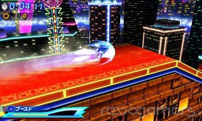 Análisis Sonic Generations