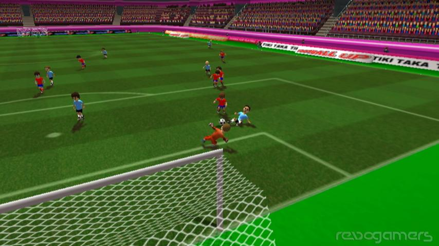 analisis football up soccer up wiiware wii
