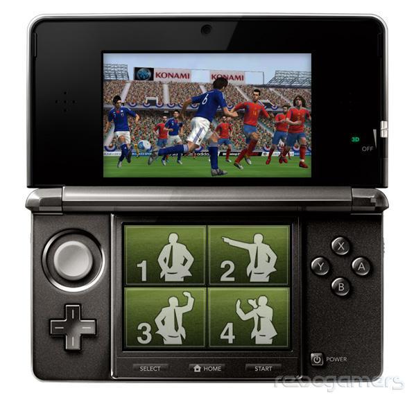 Avance Pro Evolution 2012 3DS
