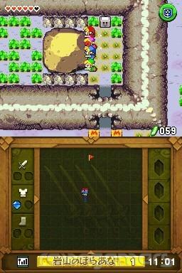 Análisis Four Swords Zelda