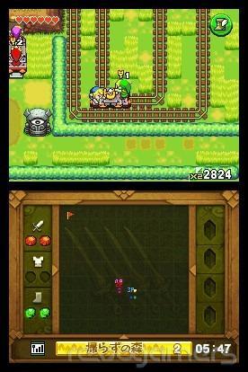Zelda Four Swords Análisis