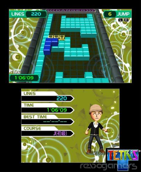 analisis tetris 3ds