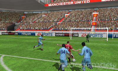 Análisis FIFA 12 3DS