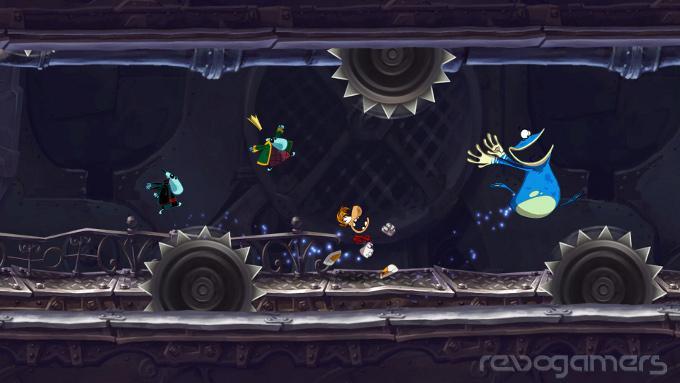 analisis rayman origins wii nintendo
