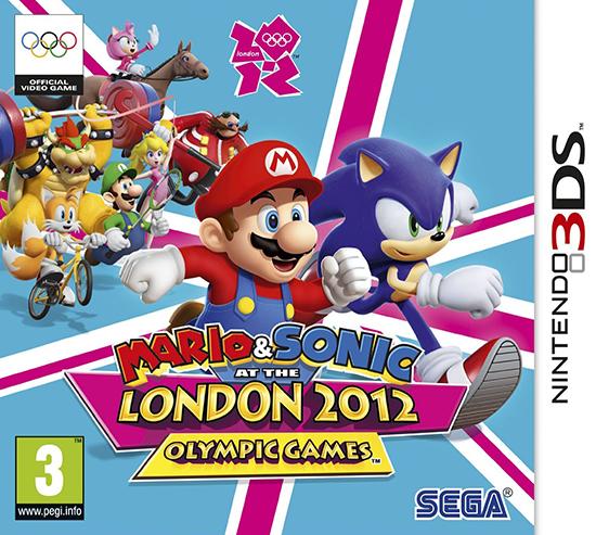 Conquista Londres con Mario & Sonic en los JJOO 2012 en