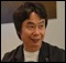 Miyamoto casi pierde la recepci�n real en Asturias al quedar atrapado en un ba�o