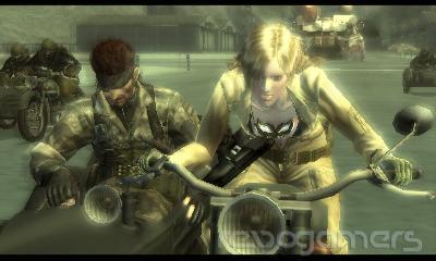 Metal Gear 3D Análisis