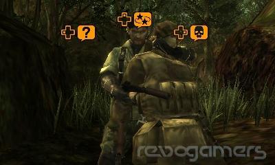 Metal Gear 3D Impresiones