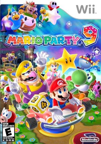 impresiones mario party 9