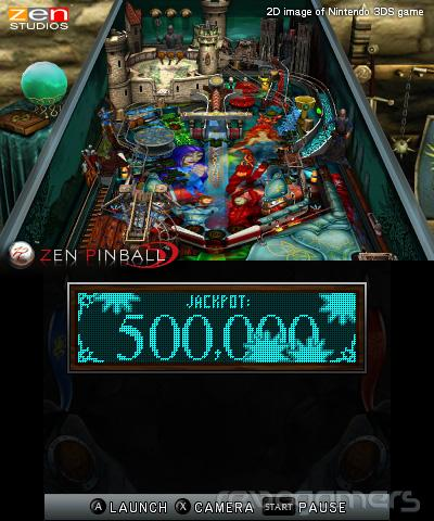 Zen Pinball 3D Análisis