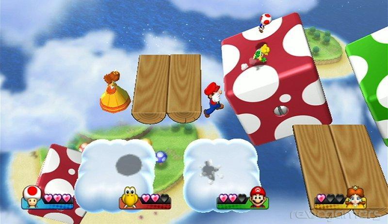 Análisis Mario party 9