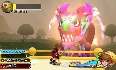 Impresiones Kingdom Hearts 3D