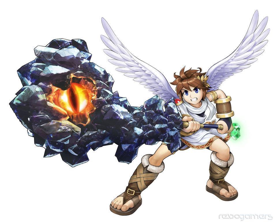 Impresiones Kid Icarus Uprising