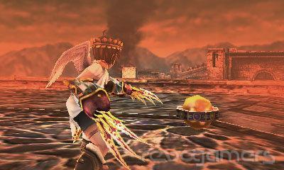 Kid Icarus Uprising guía de juego