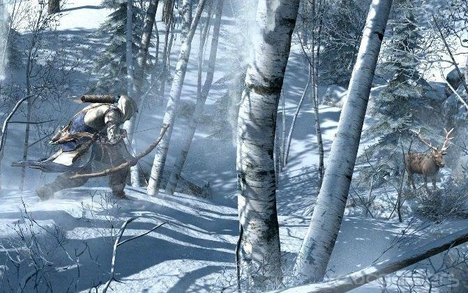 Assassin´s Creed III Wii U