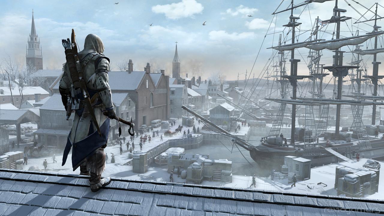 Análisis de Assassin´s Creed III para Wii U