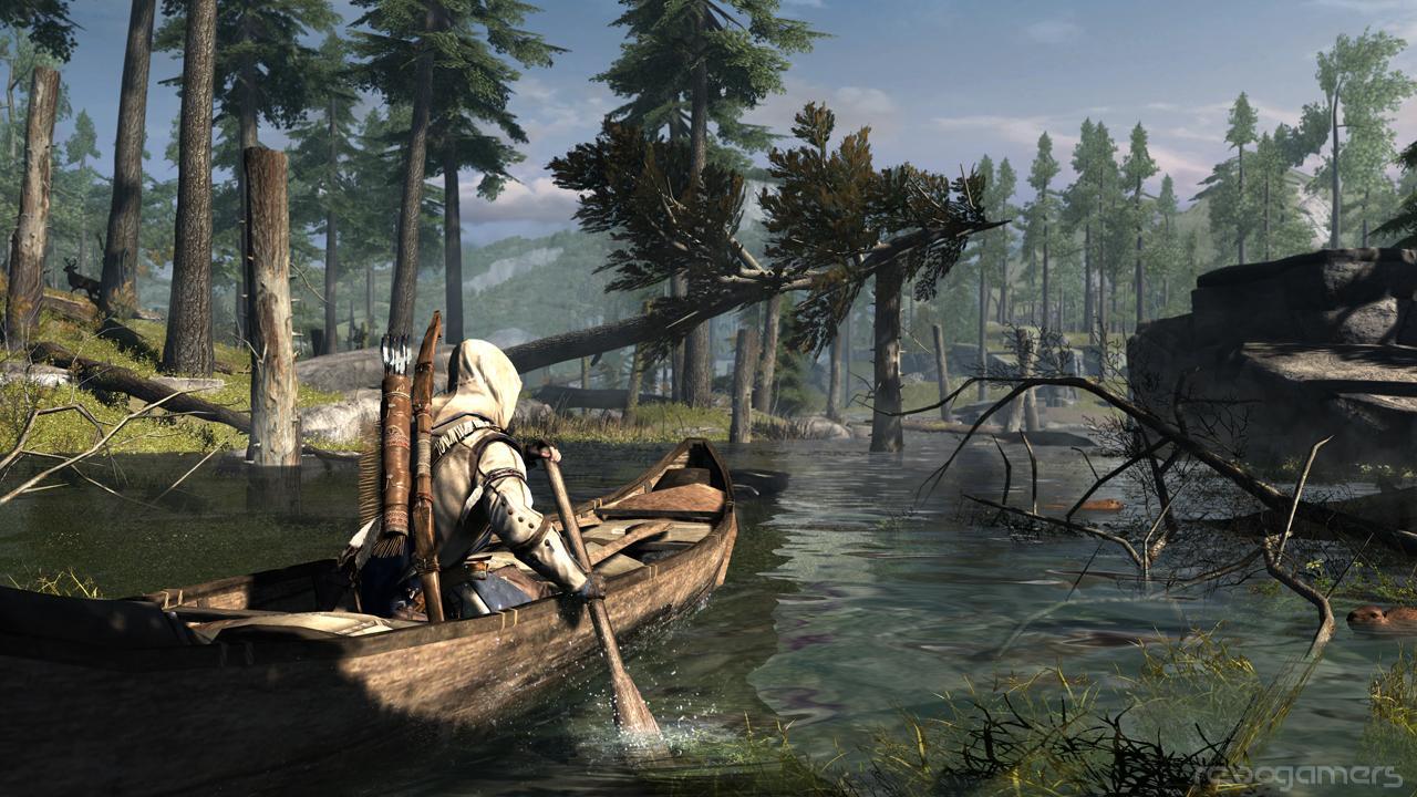 Impresiones E3 Assassin's Creed 3 Wii U