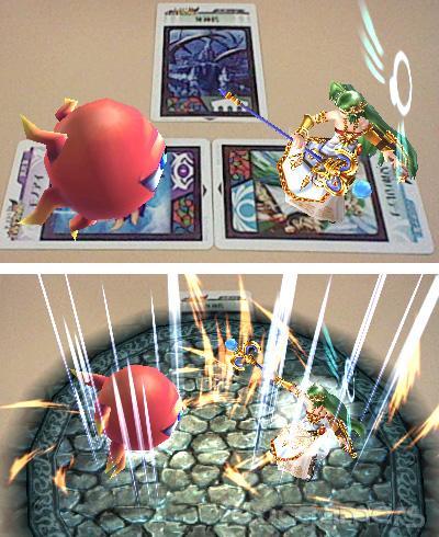 3DS - Kid Icarus Uprising 22743
