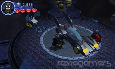 impresiones lego batman 2: dc super heroes wii y nintendo 3ds