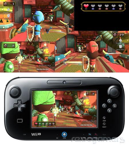 Zelda Wii U Nintendo Land
