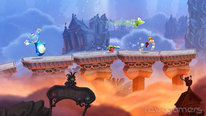 Rayman Legends Ubisoft