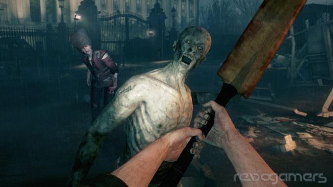 ZombiU impresiones E3