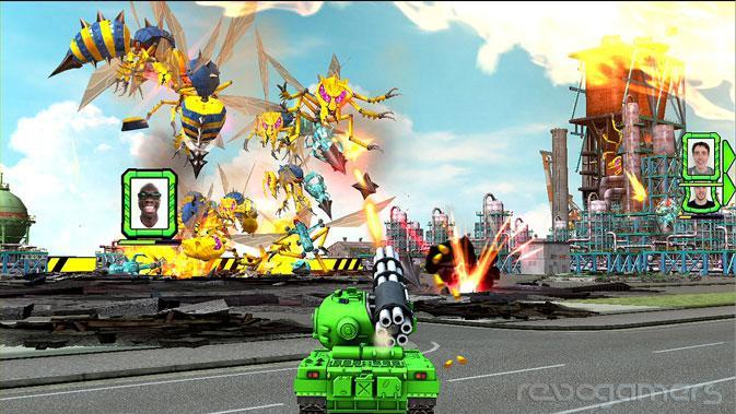 Tank! Tank! Tank! Wii U