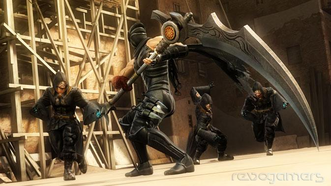 Análisis de Ninja Gaiden 3 Wii U